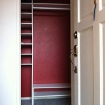 Coat Closet: After