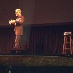 Anthony Bourdain on Stage