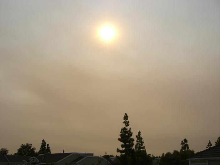 Smoke From The Fires